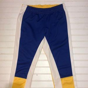 Fashion nova man color block sweatpants